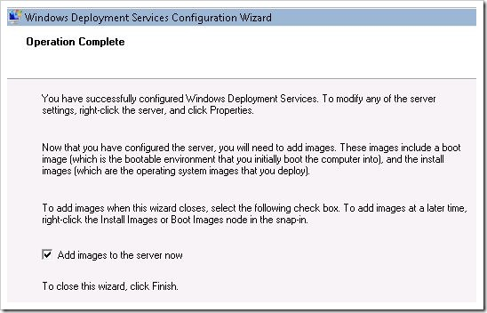 Capture11 thumb Windows Deployment Services, WAIK & Windows 7   Part 1/4 windows 7 windows 2008 r2 windows windows