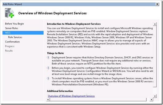 Capture3 thumb Windows Deployment Services, WAIK & Windows 7   Part 1/4 windows 7 windows 2008 r2 windows windows