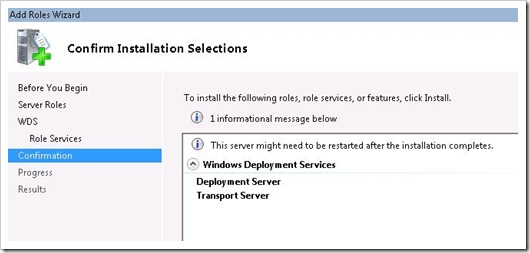 Capture5 thumb Windows Deployment Services, WAIK & Windows 7   Part 1/4 windows 7 windows 2008 r2 windows windows