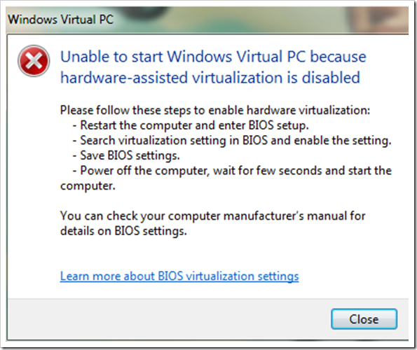 clip image012 thumb How to setup XP Mode on Windows 7 windows 7 virtualisation