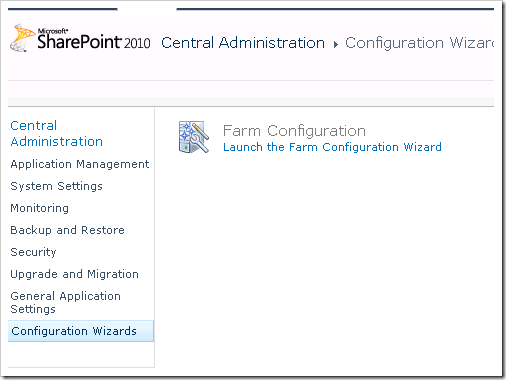 clip image001 thumb1 Configuring SharePoint 2010 Beta Service Applications and User Profile Service Synchronization sharepoint 2010 sharepoint