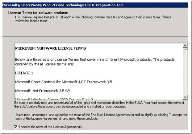 clip image004 thumb1 Installing SharePoint 2010 Beta on a Windows 2008 R2 Server sharepoint 2010