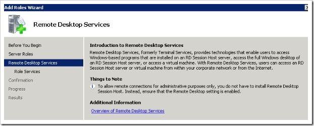 clip image005 thumb Remote Desktop Services in Windows 2008 R2  Part 1 windows 2008 r2 windows
