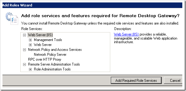 clip image008 thumb Remote Desktop Services in Windows 2008 R2  Part 1 windows 2008 r2 windows