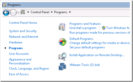 clip image010 thumb1 Remote Desktop Services in Windows 2008 R2 – Part 3   RD Web Access & RemoteApp windows 2008 r2 windows