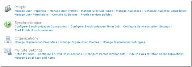 clip image014 thumb Configuring SharePoint 2010 Beta Service Applications and User Profile Service Synchronization sharepoint 2010 sharepoint
