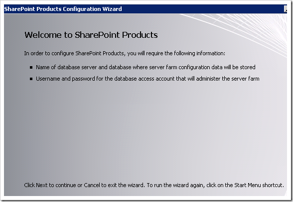 clip image015 thumb1 Installing SharePoint 2010 Beta on a Windows 2008 R2 Server sharepoint 2010