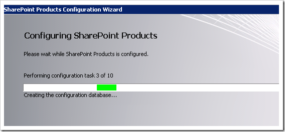 clip image023 thumb1 Installing SharePoint 2010 Beta on a Windows 2008 R2 Server sharepoint 2010