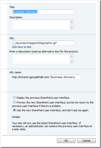 Capture12007a thumb Upgrading your Content Database to SharePoint 2010   Database Attach method sharepoint 2010 sharepoint 2007 sharepoint