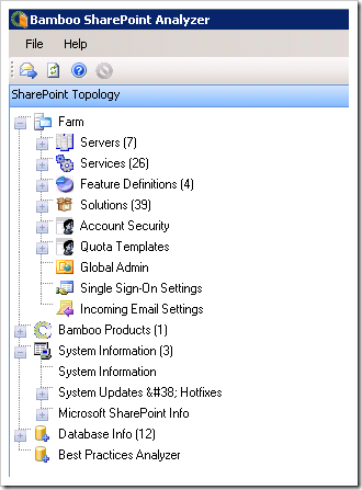 image thumb10 Upgrading your Content DB to SharePoint 2010 – Part 1, The preupgradecheck sharepoint 2010 sharepoint 2007 sharepoint