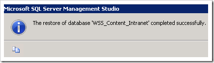 image thumb13 Upgrading your Content Database to SharePoint 2010   Database Attach method sharepoint 2010 sharepoint 2007 sharepoint
