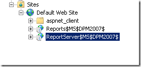 Capture4 thumb Restoring Data Protection Manager (DPM) Database onto a new server system center data protection manager