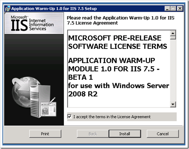 image5 thumb Warm up your SharePoint Web Applications on Windows 2008 R2 using the IIS 7.5 Application Warm Up module sharepoint 2007 sharepoint