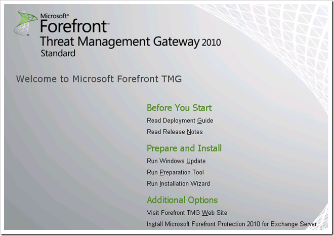 image thumb13 Installing Forefront Threat Management Gateway 2010 tmg forefront