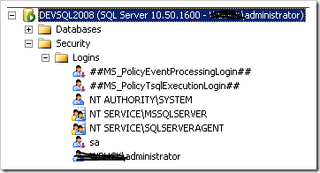 clip image006 thumb Installing SharePoint 2010 using Least Privilege Service Accounts sharepoint 2010 sharepoint