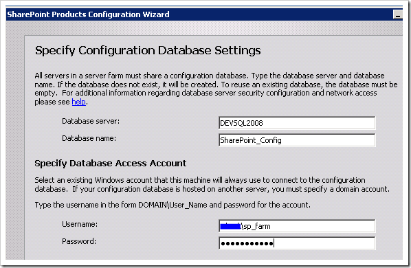 clip image016 thumb Installing SharePoint 2010 using Least Privilege Service Accounts sharepoint 2010 sharepoint