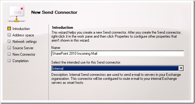 image thumb13 Configuring incoming email in SharePoint 2010 with Exchange   Step by Step Guide sharepoint 2010 sharepoint