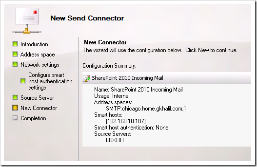 image thumb18 Configuring incoming email in SharePoint 2010 with Exchange   Step by Step Guide sharepoint 2010 sharepoint