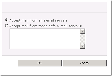 image thumb31 Configuring incoming email in SharePoint 2010 with Exchange   Step by Step Guide sharepoint 2010 sharepoint