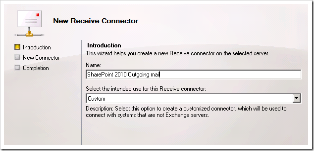 image thumb39 Configuring outgoing email in SharePoint 2010 with Exchange 2010   Step by Step Guide sharepoint 2010 sharepoint exchange 2010 exchange 2007 exchange