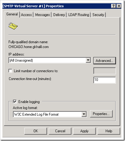 image thumb4 Configuring incoming email in SharePoint 2010 with Exchange   Step by Step Guide sharepoint 2010 sharepoint
