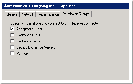 image thumb44 Configuring outgoing email in SharePoint 2010 with Exchange 2010   Step by Step Guide sharepoint 2010 sharepoint exchange 2010 exchange 2007 exchange