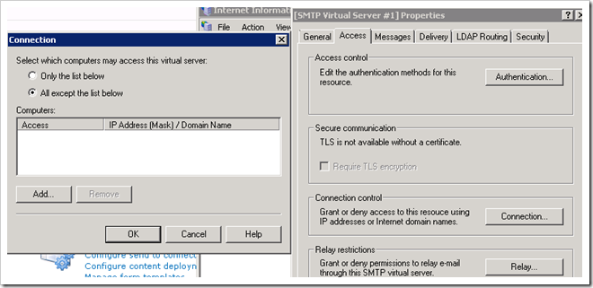 image thumb6 Configuring incoming email in SharePoint 2010 with Exchange   Step by Step Guide sharepoint 2010 sharepoint