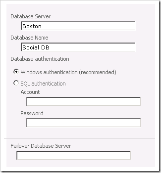 image thumb63 Configuring the User Profile Service in SharePoint 2010 sharepoint 2010 sharepoint