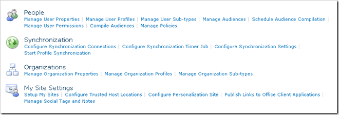image thumb69 Configuring the User Profile Service in SharePoint 2010 sharepoint 2010 sharepoint