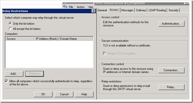 image thumb7 Configuring incoming email in SharePoint 2010 with Exchange   Step by Step Guide sharepoint 2010 sharepoint