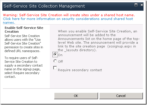 image thumb16 Configuring My Site in SharePoint 2010 sharepoint 2010 sharepoint