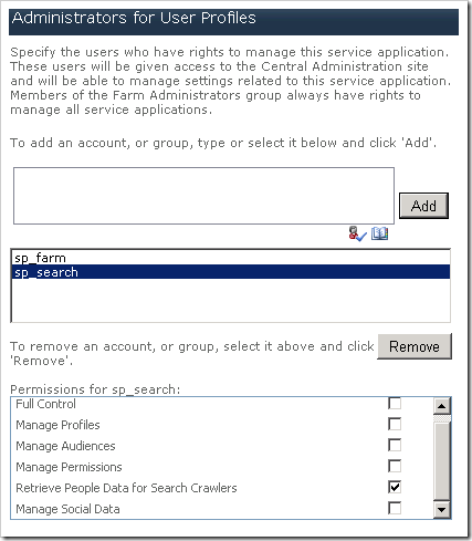 image thumb38 Configuring Enterprise Search in SharePoint 2010