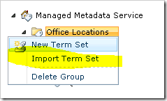 image thumb10 Configuring the Managed Metadata Service Application in SharePoint 2010 Part 2 sharepoint 2010 sharepoint