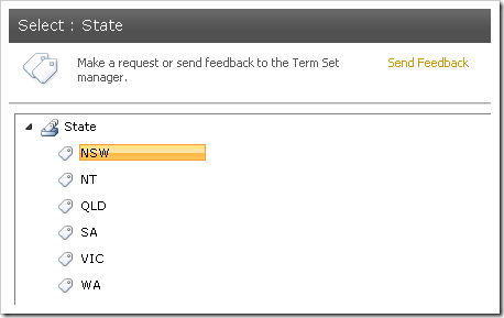 image thumb18 Using the Managed Metadata Service in your SharePoint 2010 Sites Part 3 sharepoint 2010