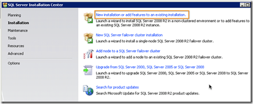 clip image002 thumb Installing and Configuring Reporting Services for SharePoint 2010 in an existing Farm sql sharepoint 2010 sharepoint