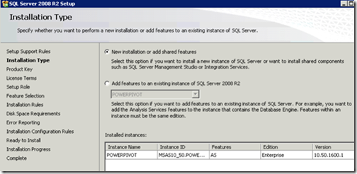 clip image004 thumb Installing and Configuring Reporting Services for SharePoint 2010 in an existing Farm sql sharepoint 2010 sharepoint