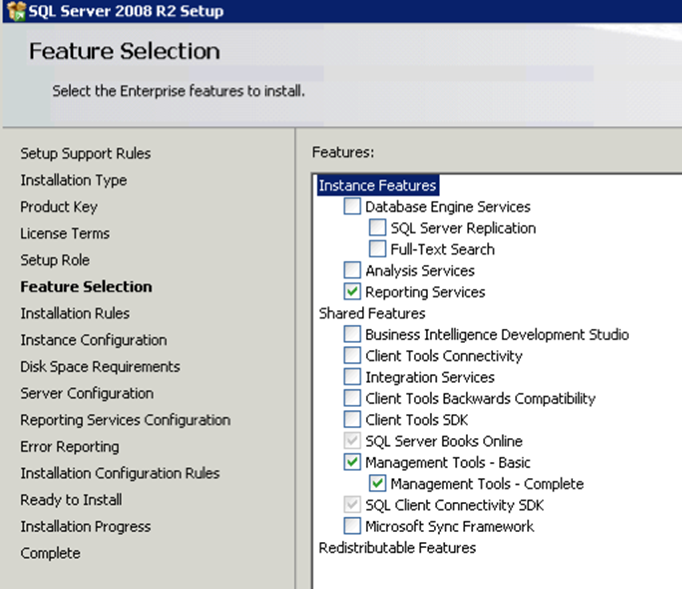 Installing and Configuring Reporting Services for SharePoint