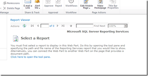 image thumb3 Installing and Configuring Reporting Services for SharePoint 2010 in an existing Farm sql sharepoint 2010 sharepoint