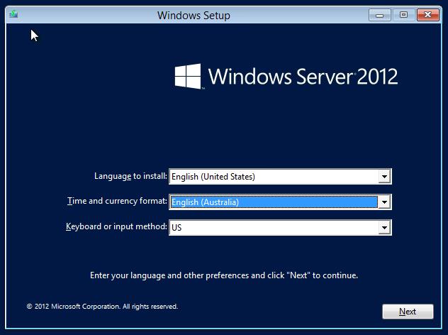 start program on startup windows server 2012