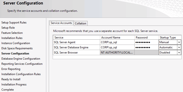 Installing SharePoint 2013 Preview on Windows 2012 Server with SQL