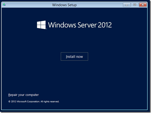 image thumb1 Configuring Active Directory (AD DS) in Windows Server 2012 windows 2012 windows