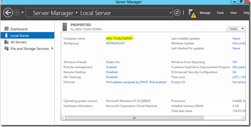image thumb11 Configuring Active Directory (AD DS) in Windows Server 2012 windows 2012 windows