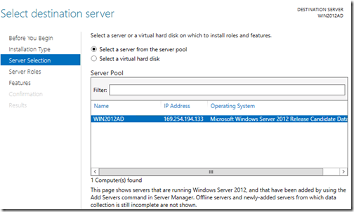 image thumb14 Configuring Active Directory (AD DS) in Windows Server 2012 windows 2012 windows