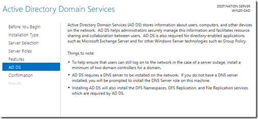 image thumb18 Configuring Active Directory (AD DS) in Windows Server 2012 windows 2012 windows