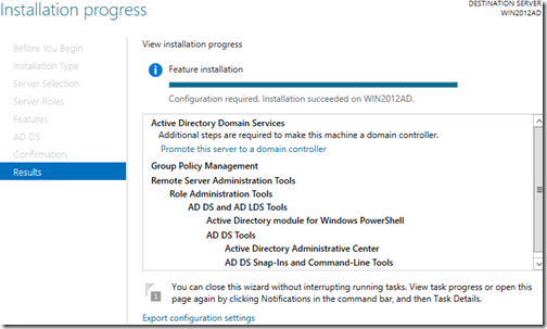 image thumb21 Configuring Active Directory (AD DS) in Windows Server 2012 windows 2012 windows