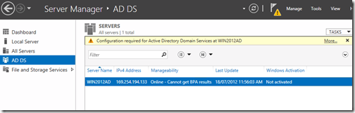 image thumb22 Configuring Active Directory (AD DS) in Windows Server 2012 windows 2012 windows