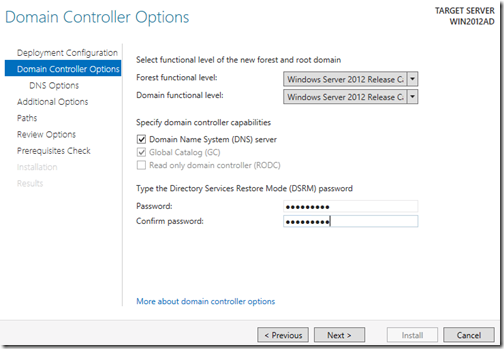image thumb24 Configuring Active Directory (AD DS) in Windows Server 2012 windows 2012 windows