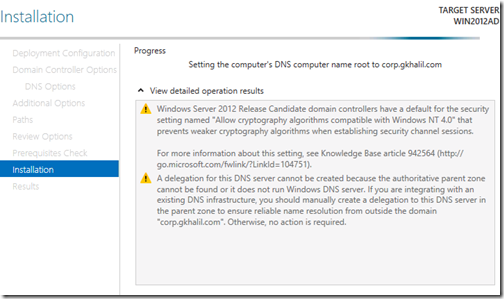image thumb29 Configuring Active Directory (AD DS) in Windows Server 2012 windows 2012 windows
