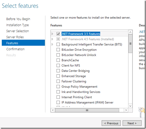 image thumb35 Installing SharePoint 2013 Preview on Windows 2012 Server with SQL 2012 Part 1 sql 2012 sharepoint 2013 sharepoint