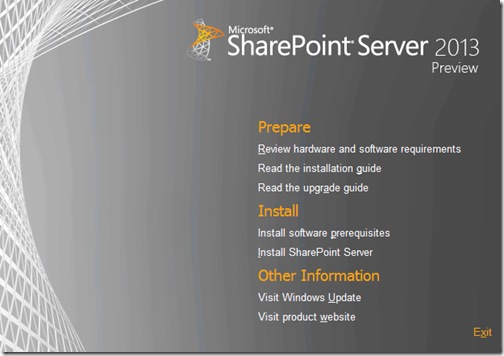 image thumb58 Installing SharePoint 2013 Preview on Windows 2012 Server with SQL 2012 Part 2 sharepoint 2013